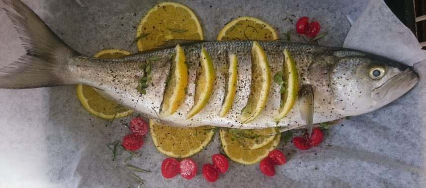 Pesce Serra d'un giorno di mezzo… Autunno